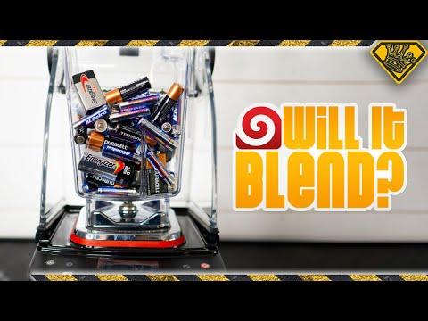 Will It BLEND? - TKOR Edition!