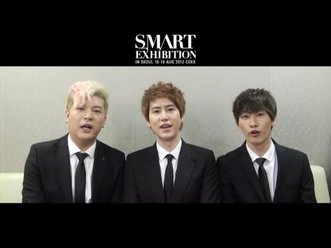 S.M.ART EXHIBITION in SEOUL COEX (10~19 AUG. 2012)_Super Junior