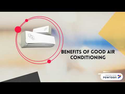 Benefits Of Good Air Conditioning