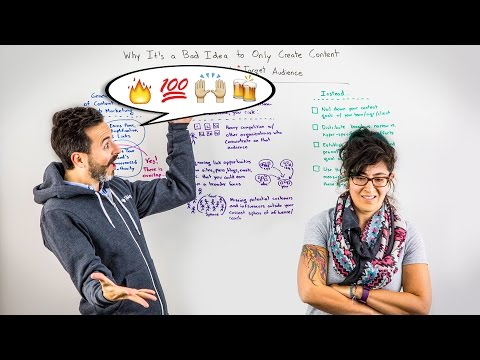 Why It's a Bad Idea to Only Create Content for Your Specific Target Audience - Whiteboard Friday