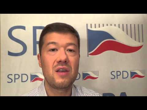 Tomio Okamura: Podvody a manipulace preferencí politických stran