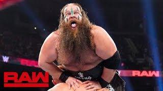 The Viking Raiders vs. local competitors: Raw, Aug. 12, 2019