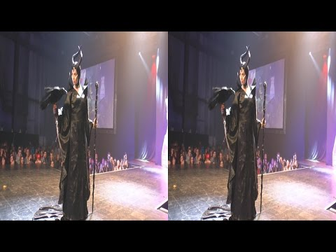 (3D) Cosplay Maleficent