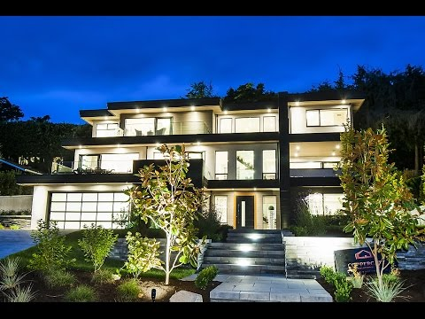 4113 Bayridge Ave - West Vancouver Luxury Real Estate
