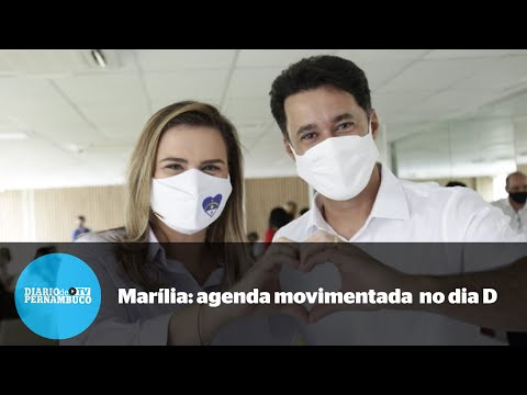 Marília Arraes tem agenda intensa no dia que decide a eleição no Recife