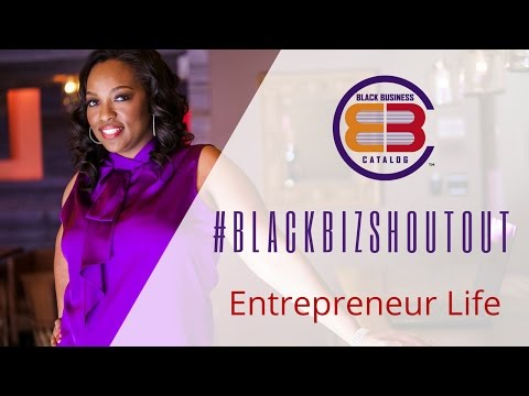 Black Business Holiday Catalog #BlackBizShoutout - Entrepreneur Life