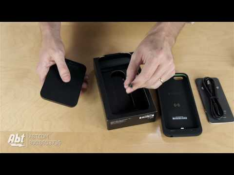 Unboxing: Mophie Juice Pack Wireless & Charging Base for iPhone 6/6s - 3399_JPRW-IP6-BLK