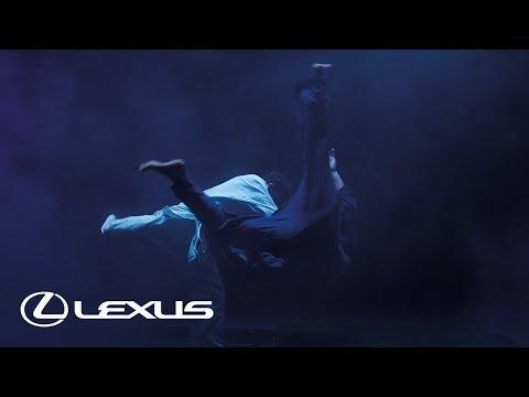 Lexus UX F SPORT - Intelligent Design