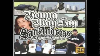 Young Maylay - Inna Ghetto feat. King T, Da Homie E & Bad Azz