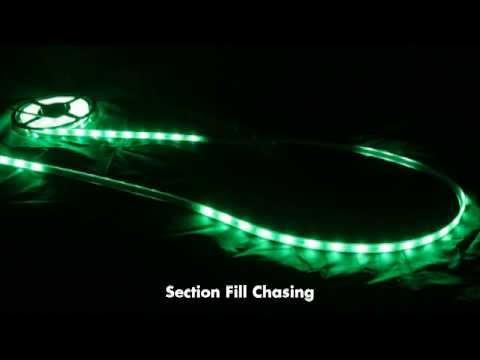 Chasing Strip Light Movie