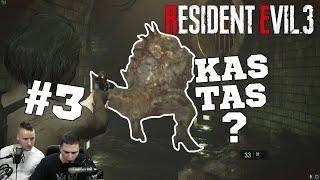 KAS TAS? - Resident Evil 3 PC #3