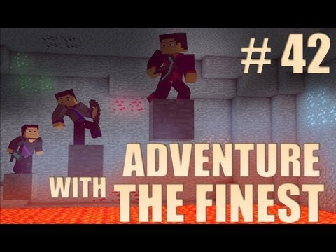 Minecraft Adventure With The Finest - Ep. 42 - The End Is Here! - Smashpipe Games