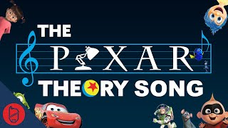 The Pixar Theory SONG | SuperCarlinBrothers Songify Remix by  Schmoyoho