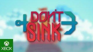 Don't Sink Launch Trailer