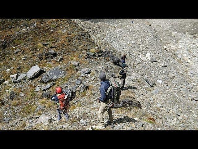 登山/古爾迦峰致命山難 南韓9人登山隊無人生還