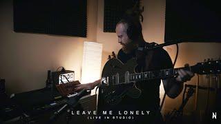 Newton Faulkner - Leave Me Lonely - Live in studio