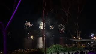Rockhampton fire works New Year's Eve 2018