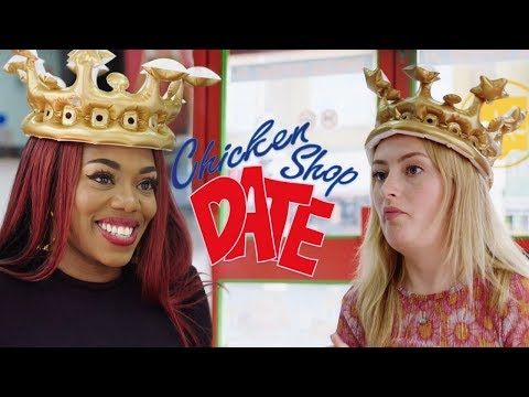 CHICKEN SHOP DATE WITH LADY LESHURR