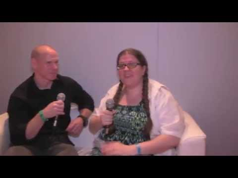 EGX: Dragon Age: Inquisition - Interview w/ Neil Thompson