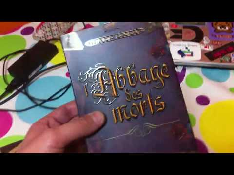Unpacking de L´Abbaye des Morts by Errazking