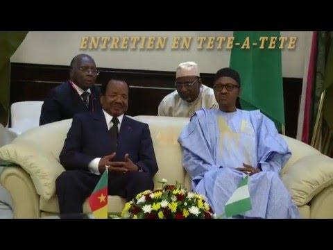 Visite d'Etat de S.E. Paul BIYA au Nigeria