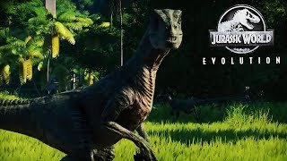 Species Profile : Velociraptor | Jurassic World Evolution