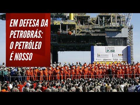 Refinando a dependência - contra o desmonte da Petrobras
