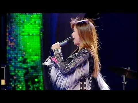 Золотой Граммофон в Казахстане 2008 / Анита Цой / Небо