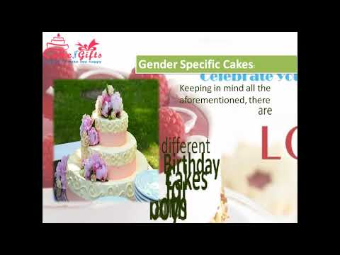 Ocassional cake delivery by CakenGifts.in