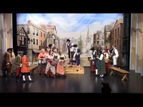 Friedrich von Flotow MARTHA, romantisch-komische Oper