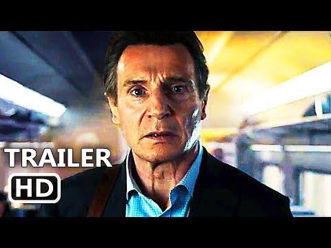THE CΟMMUTER Official Trailer (2017)