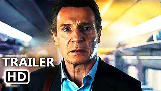 THE CΟMMUTER Official Trailer (2017) Liam Neeson, Train Action Movie HD