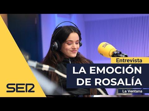 La emoción de Rosalía al escuchar lo que despierta 'El Mal Querer':