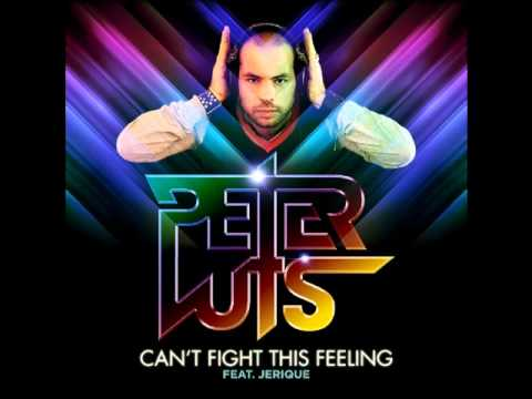 Peter Luts feat. Jerique - Can't Fight This Feeling