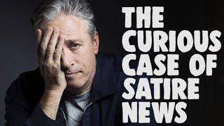 The Tragedy of Jon Stewart