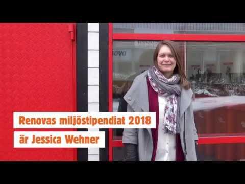 Renovas miljöstipendiat 2018