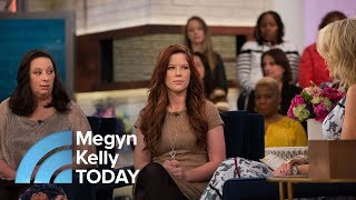 Sex Trafficking Survivor Tells Her Harrowing Story   Megyn Kelly TODAY