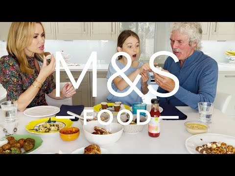 marksandspencer.com & Marks and Spencer Discount Code video: Amanda Holden's Father's Day selection | M&S FOOD