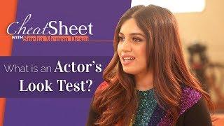 Bhumi Pednekar Explains The Look Test | Cheat Sheet | Sneha Menon Desai