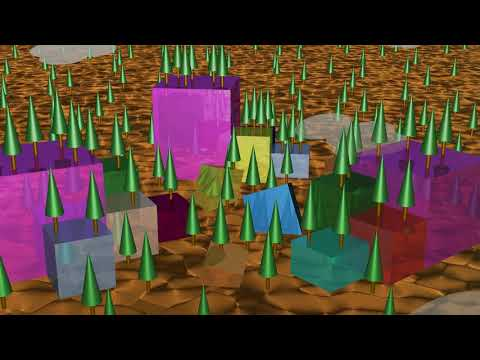 3D Memories by CopySoft. Amiga animations from Real3D. For Capacitor Party 2017