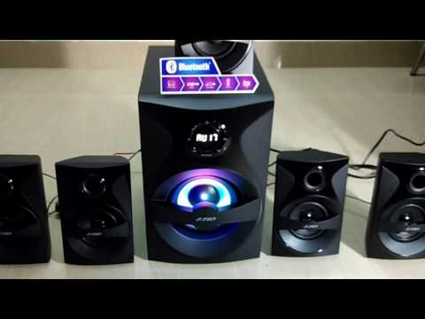 video KRISONS ETERNITY 5.1BT with Bluetooth,USB,AUX-IN&FM Radio Bluetooth Home Theatre Review<span class=