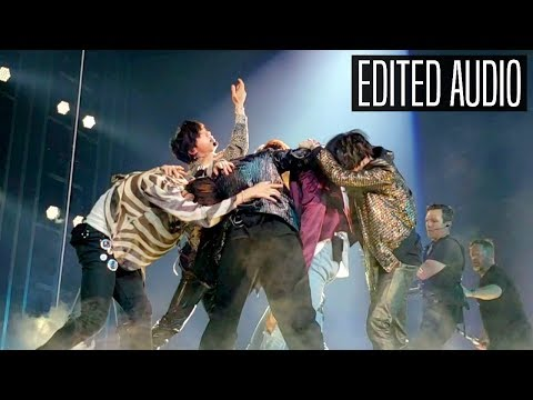 [EDITED AUDIO] BTS FAKE LOVE HD FANCAM| BILLBOARD MUSIC AWARDS