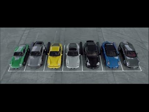 Porsche 911 - urodzinowa symfonia