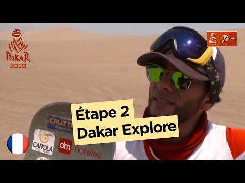 Mag du jour - Étape 2 (Pisco / San Juan de Marcona) - Dakar 2019