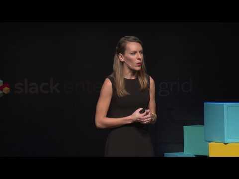 Powering the Grid Event by Slack: Platform at Slack by Ceci Stallsmith