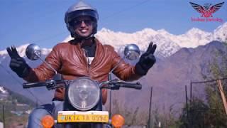Delhi to Auli Bike trip via Rishikesh and Joshimath