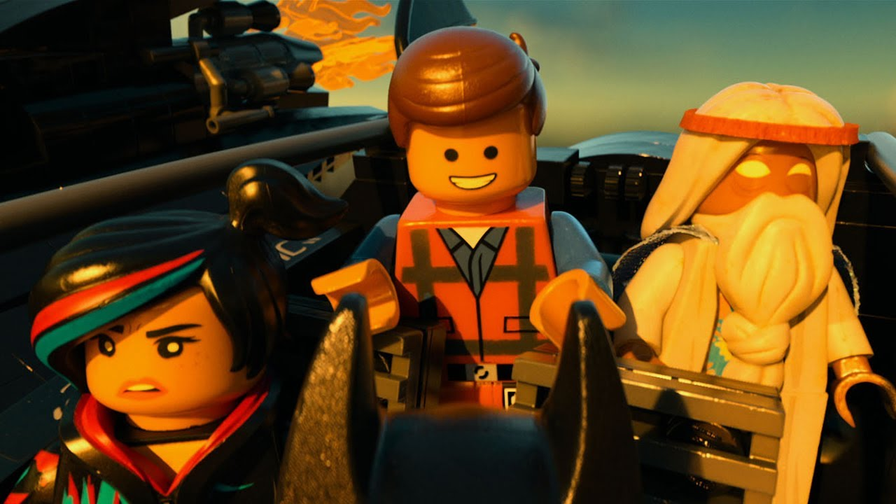 Trailer de The Lego Movie