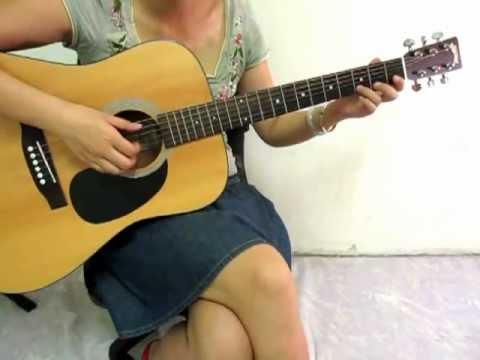 2012 10 23陈绮贞《After 17》guitar cover by PONY猪有才