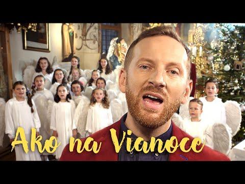 Miro Jaroš - Ako na vianoce - pesnička