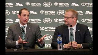 Jets' Adam Gase's plan post-Mike Maccagnan